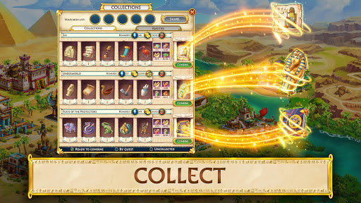 Jewels of Egypt: Gems & Jewels Match-3 Puzzle Game 1.9.900 screenshots 13