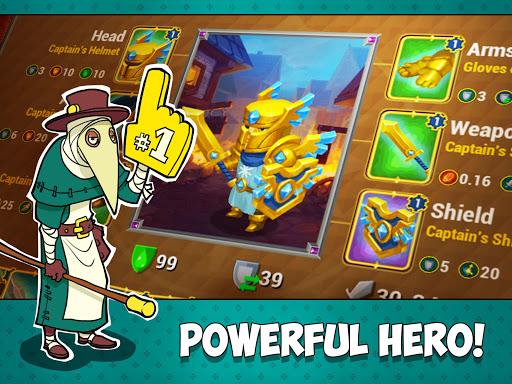 Tower Defense: New Realm TD 1.2.58 screenshots 10