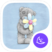 Lovely teddy bear theme