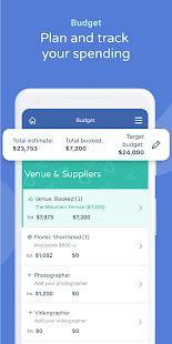 Bridebook - Wedding Planning App screenshots 5