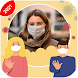 Co Vaccine Photo Frames - Androidアプリ