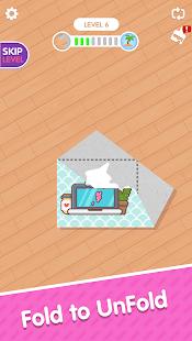 Paper Fold - Origami Puzzle