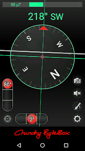 Compass - with camera view