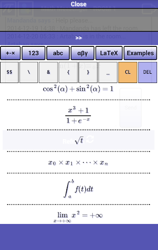 Math Messenger For PC Windows (7, 8, 10, 10X) & Mac Computer Image Number- 8