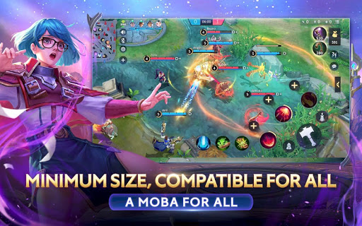 CL:Champions Legion | 5v5 MOBA android2mod screenshots 1