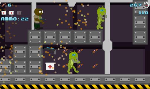 sarge screenshot 1