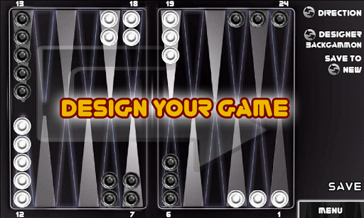 Backgammon Pack : 18 Games android2mod screenshots 12