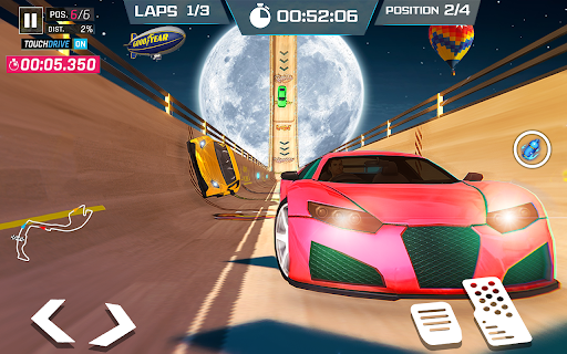Mega Ramps Car Simulator u2013 Lite Car Driving Games 1.1 screenshots 6