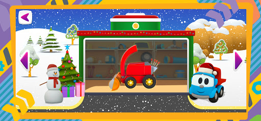 Download Leo the Truck 2: Jigsaw Puzzles & Cars for Kids 1.0.12 screenshots 1