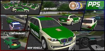 Jouez à Police Patrol Simulator sur PC, le tour est joué, pas à pas!