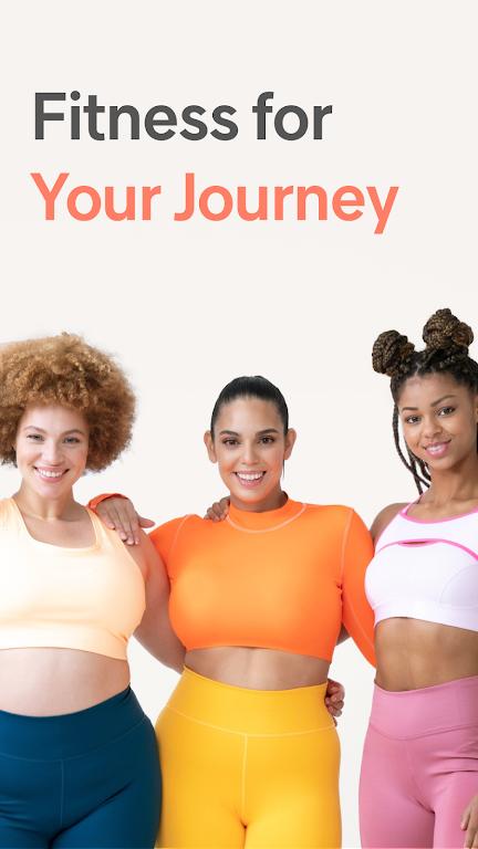Gymondo: Fitness & Yoga. Get fit & feel happy  poster 0