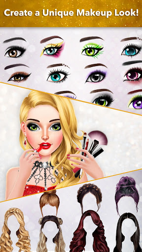 Model Fashion Red Carpet: Dress Up Game For Girls 0.4 screenshots 5