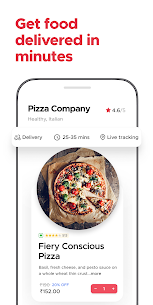 Zomato – Online Food Delivery & Restaurant Reviews Mod 15.6.1 Apk (Unlocked) 3
