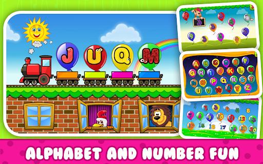 Balloon Pop Kids Learning Game Free for babies  screenshots 4