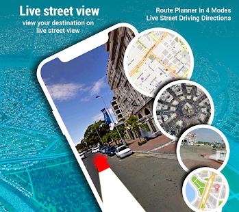 Street View - Panorama 3D Live camera Speedometer 1.0.66 Screenshots 3