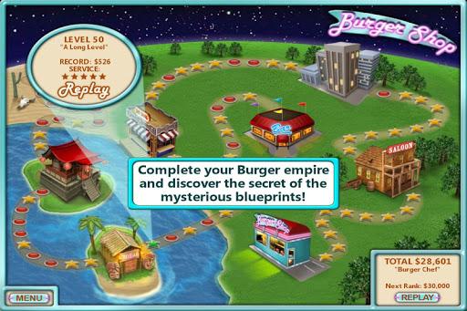 Burger Shop (No Ads) 1.6 Screenshots 9