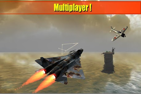 WW4  VR flight shooter Game Hack Android and iOS 5