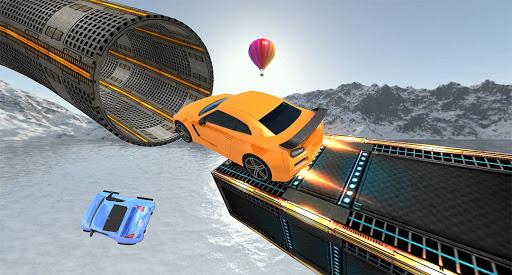 Car Stunts: Car Races Games & Mega Ramps apktram screenshots 2