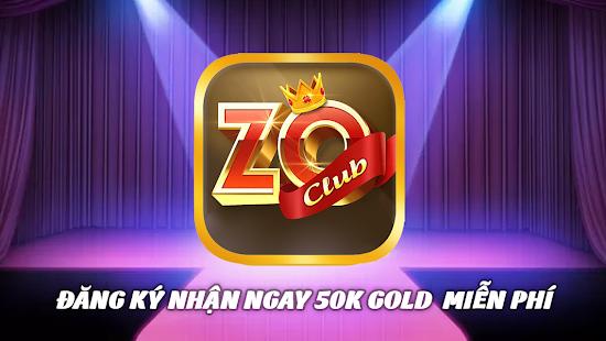 Zo Club - Game Slot No Hu Danh Bai Doi Thuong 2.0 screenshots 1
