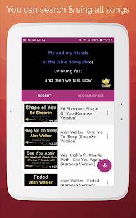 Karaoke: Sing & Record 8.4.1 Screenshots 9