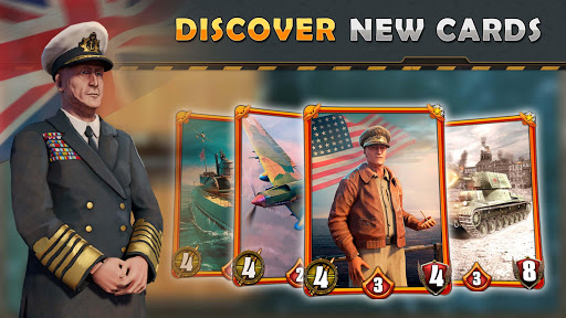 World War II: TCG - WW2 Strategy Card Game 3.1.6 screenshots 15
