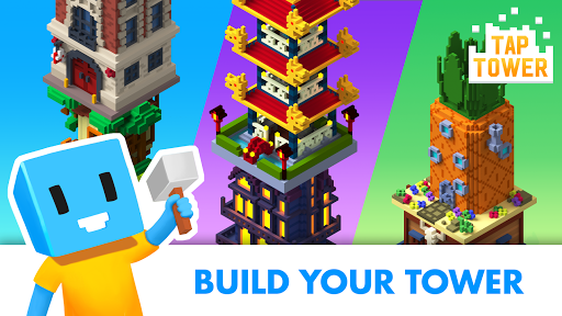 TapTower - Idle Building Game screenshots 13
