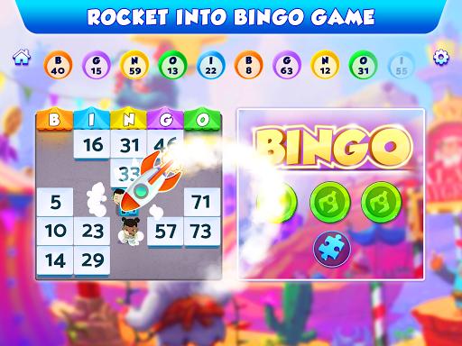 Bingo Bash featuring MONOPOLY: Live Bingo Games 1.172.0 Screenshots 12