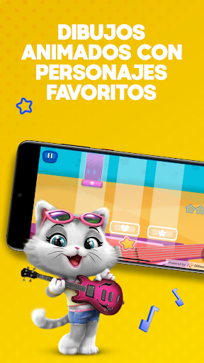 Discovery Kids Plus - dibujos android2mod screenshots 2