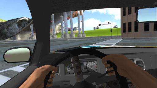 Police Car Drift Simulator 2.0 screenshots 6