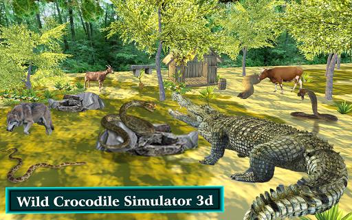 Hungry Crocodile Simulator Attack 2.1 screenshots 6
