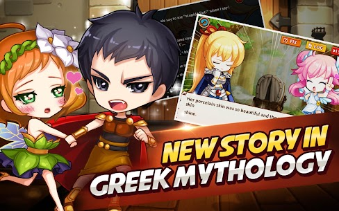 Gods' Quest : The Shifters Apk Mod + OBB/Data for Android. 10
