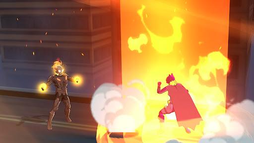 Supreme Dragon Warrior: Stickman Fighting 3D  screenshots 1