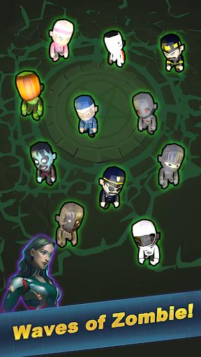 Merge Zombie Defender apktreat screenshots 2