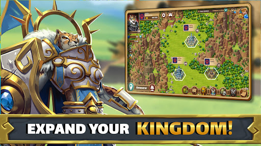 Million Lords: Kingdom Conquest - Strategy War MMO 3.0.5 screenshots 14