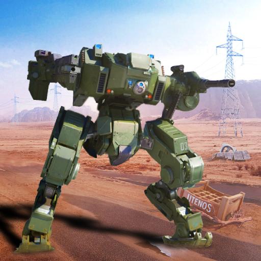 WWR: Game War Robots 5v5 PVP Best Robot Battle