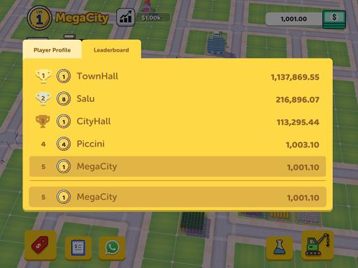 Corp City: Idle Corporation Strategy Games 1.7.0 screenshots 2