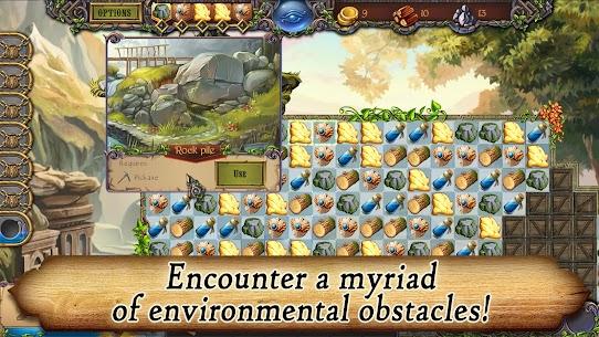 Runefall – Medieval Match 3 Adventure Quest (MOD, Unlimited Money) 4