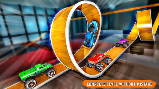 Toy Car Stunts GT Racing: Race Car Games 1.9 screenshots 2