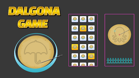 Dalgona Challenge : Make yours 1.6 Pc-softi 14