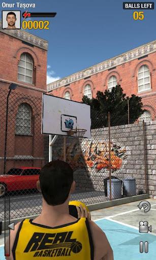 Real Basketball Apk 1