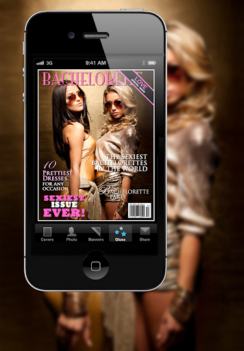 Magazine Cover Maker - FREE For PC Windows (7, 8, 10, 10X) & Mac Computer Image Number- 16