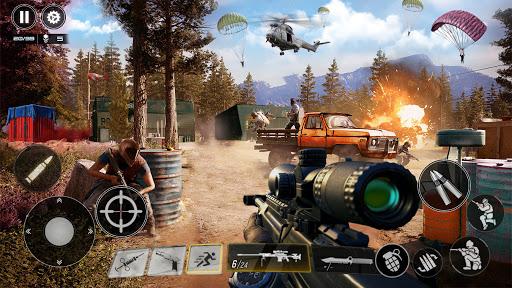 Real Commando Mission Game: Real Gun Shooter Games  screenshots 5