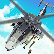 Massive Warfare: Helicopter vs Tank Battles