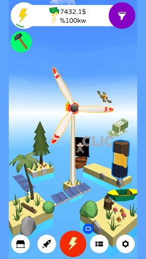Wind Inc. Tycoon - Idle Game Windmill Simulation  screenshots 5