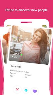 W-Match: Video Dating App, Meet & Video Chat 2.13.2 Screenshots 4