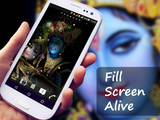 Krishna Live Wallpaper For PC Windows (7, 8, 10, 10X) & Mac Computer Image Number- 13