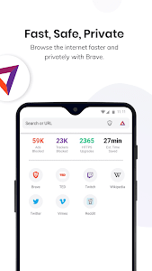 Brave Private Browser: Secure, free web browser 1.30.86