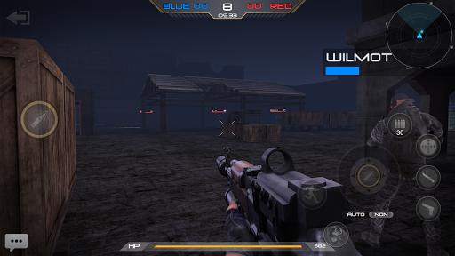 Télécharger Black Ops: Call of Biohazard War APK MOD (Astuce) screenshots 1