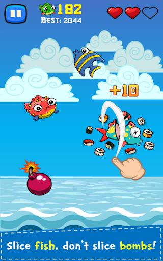 Sushi Ninja apkmr screenshots 1
