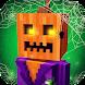怖いテーマパーククラフト:怖い建物ゲーム - Androidアプリ